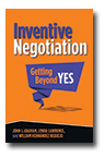 Inventive Negotiation Book by Graham, Lawrence and Hernandez
