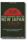 Image of book, Doing Business with the New Japan, written by James Day Hodgson, Yoshiro Sano, and John L. Graham